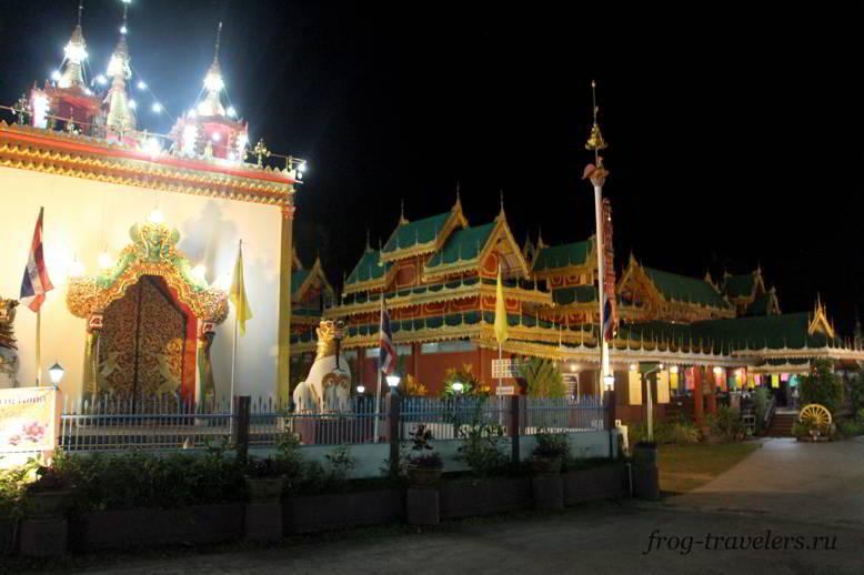Китайский храм Мэхонгсон