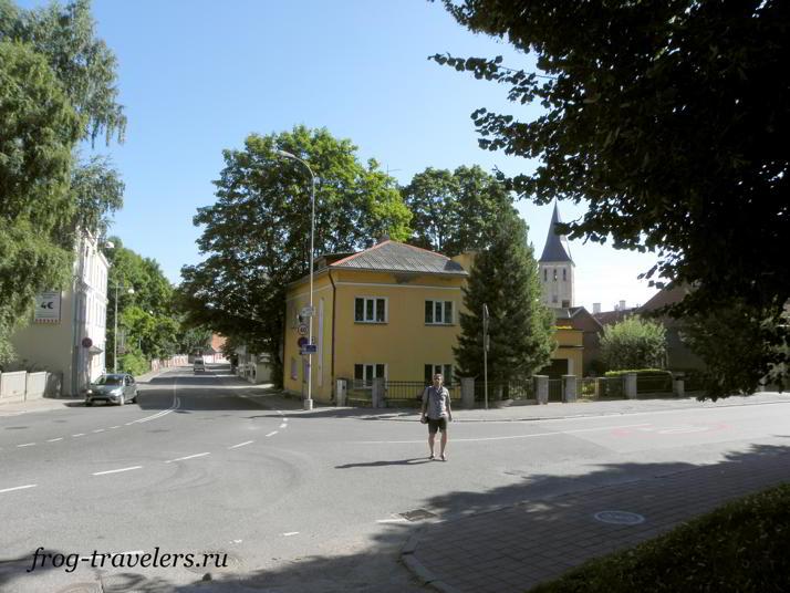 Город Тарту Эстония