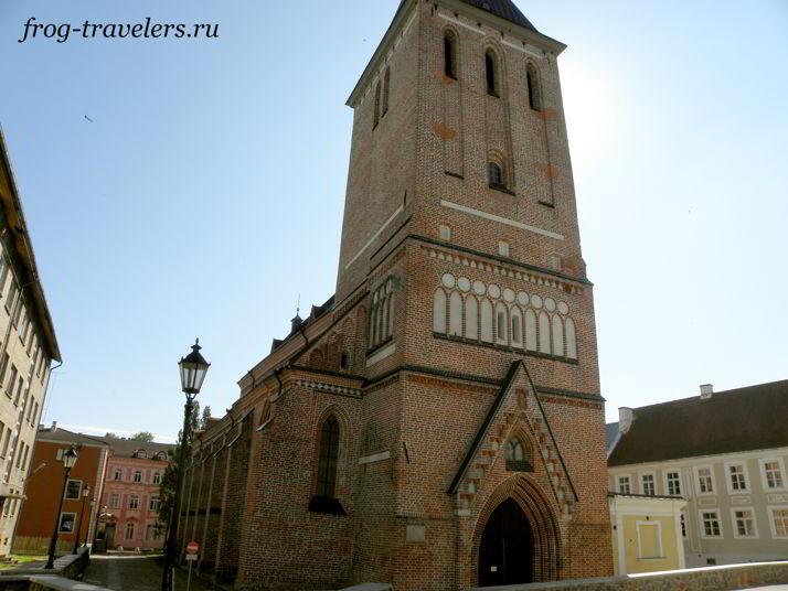 Яановская церковь