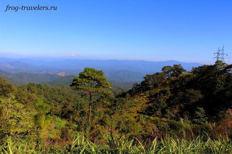 Готовый маршрут по северу Тайланда