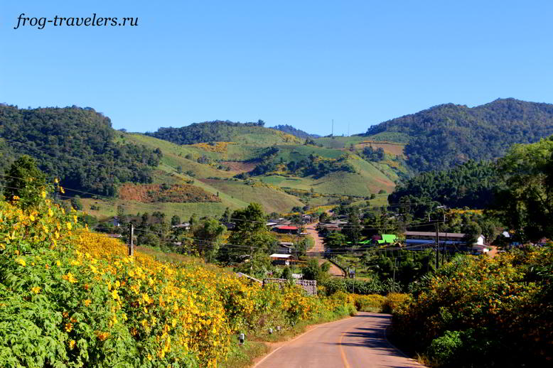 Путешествие по Тайланду