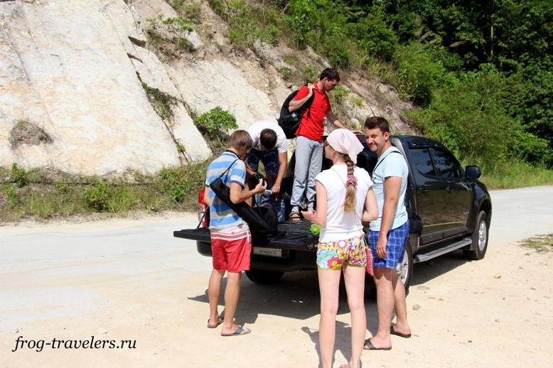 Прокат авто Самуи