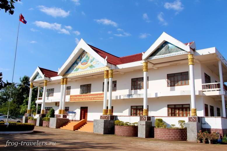 Музей истории провинции Тямпасак