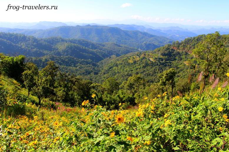 Горы Таиланда