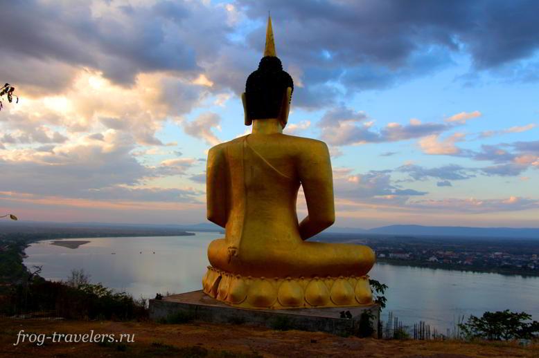 Большой Будда Паксе