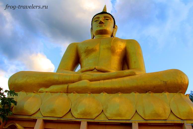 Биг Будда Паксе