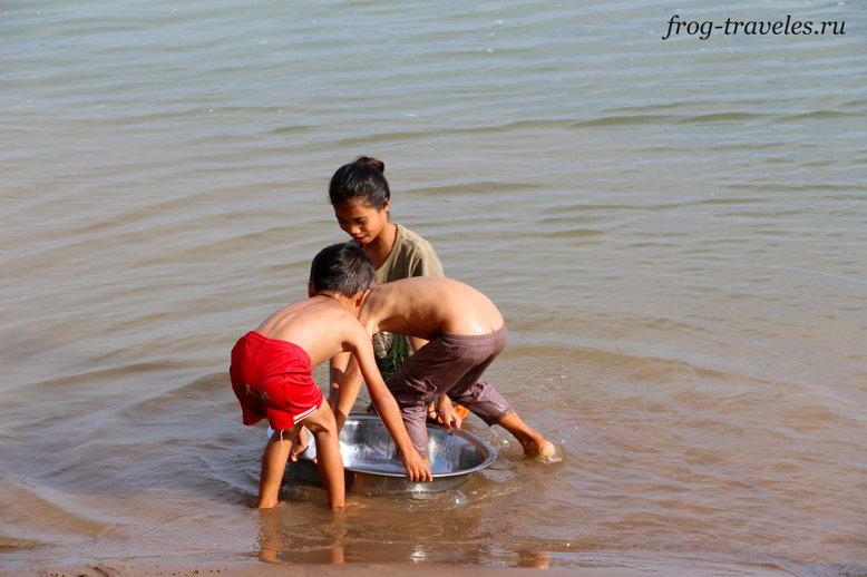 Дети Лаоа