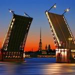 Путешествие в Санкт — Петербург