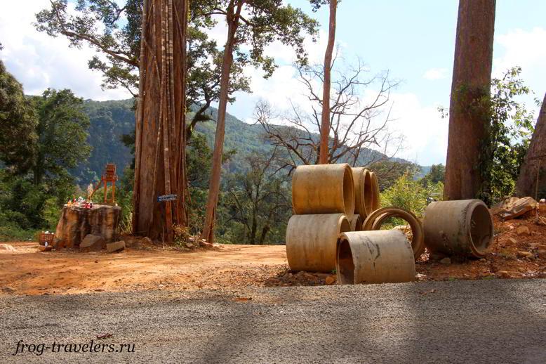 Как добраться до водопада Nam Tok Katamtok