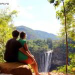 Константин и Марина Саморосенко путешествуют по югу Лаоса