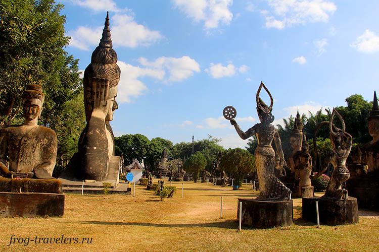 Что посмотреть в Лаосе