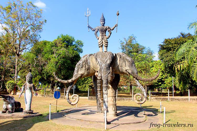 Мифические слоны