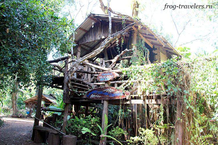 Отели плато Болавен Лаос