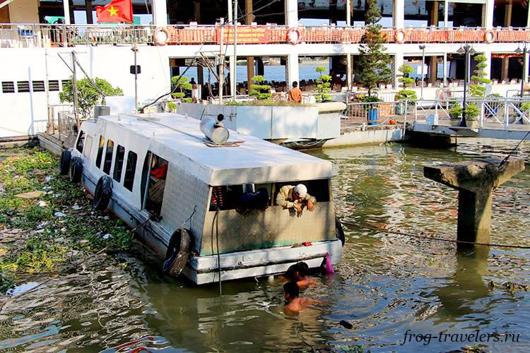 Река Сайгон