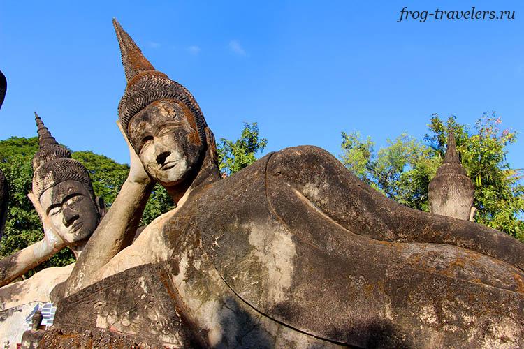Будды в Лаосе