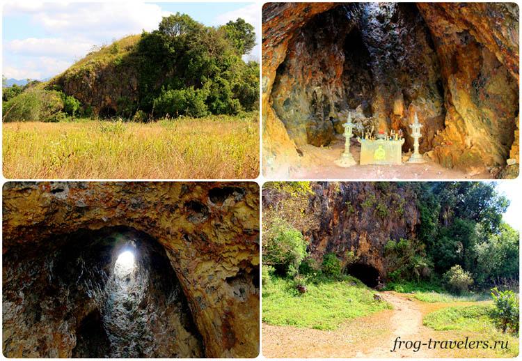 Пещера с кувшинами