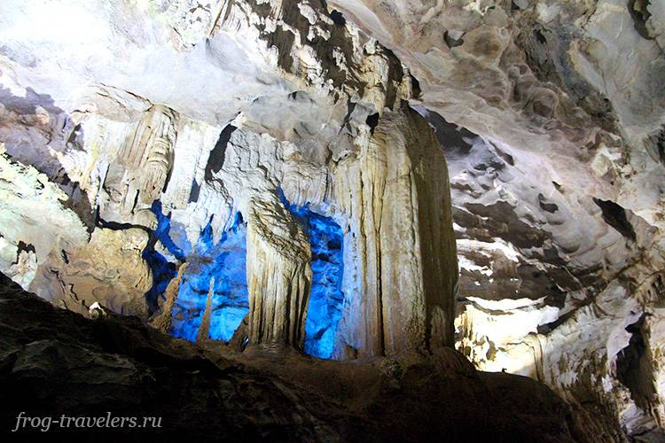 Phong Nha Cave Вьетнам
