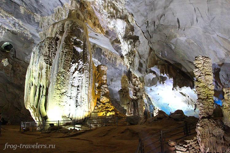 Пещера Фонгня Вьетнам