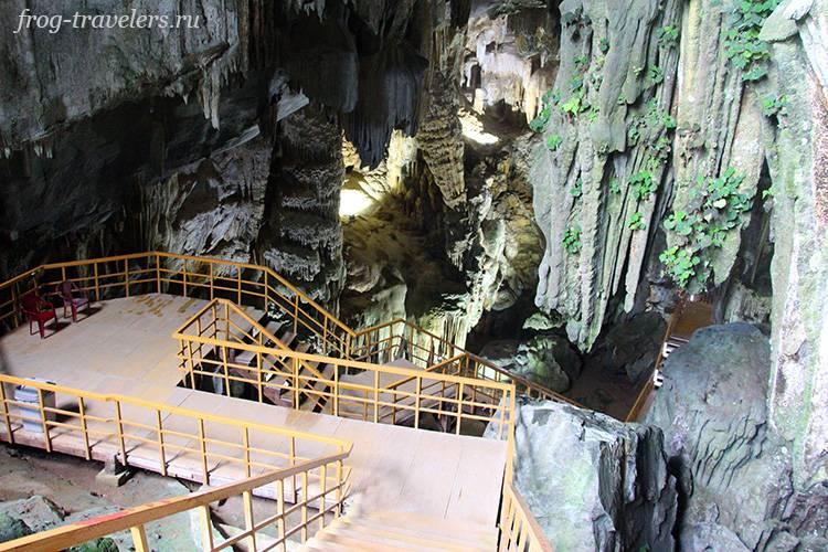 Тур в пещеру Тьеншон