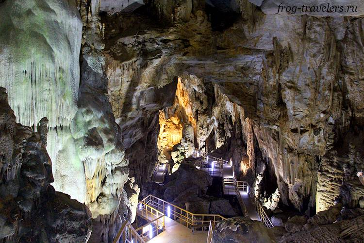 Пещера Тьеншон