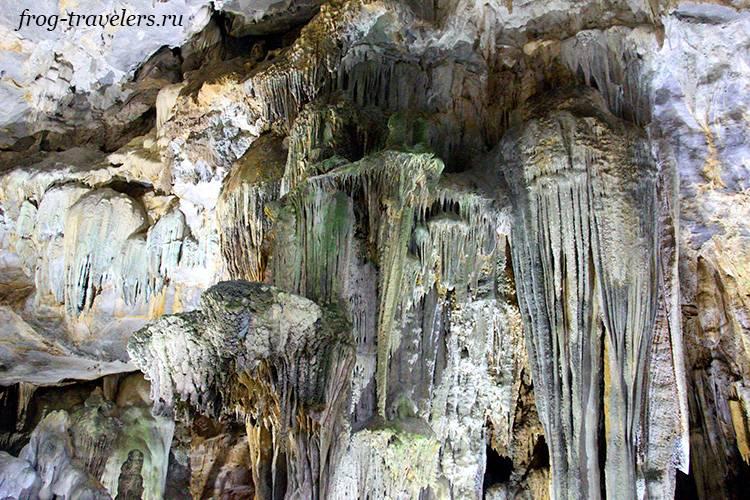 Путешествие к вьетнамским пещерам