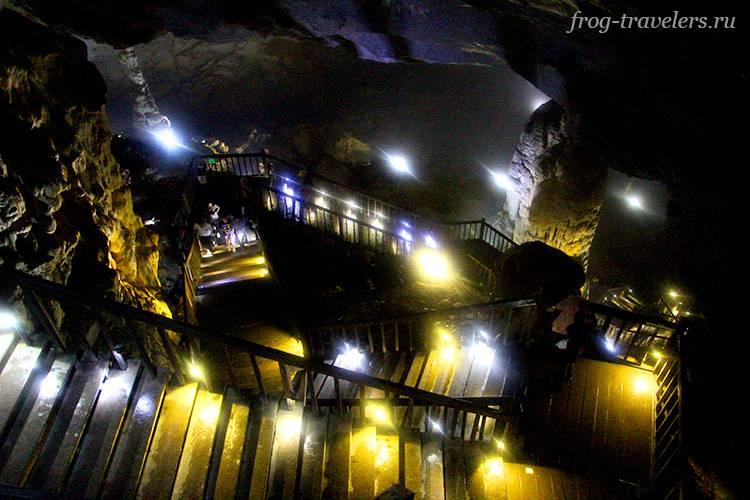 Красивейшие пещеры мира
