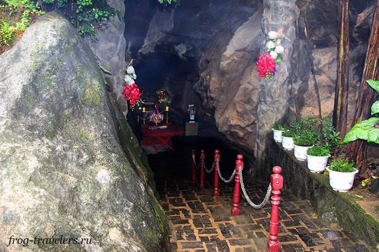 Пещера 8 леди