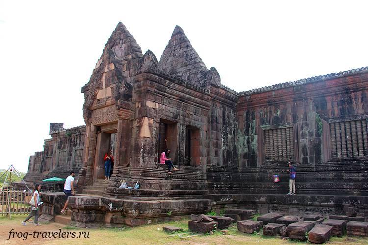 Ват Пху Паксе Лаос