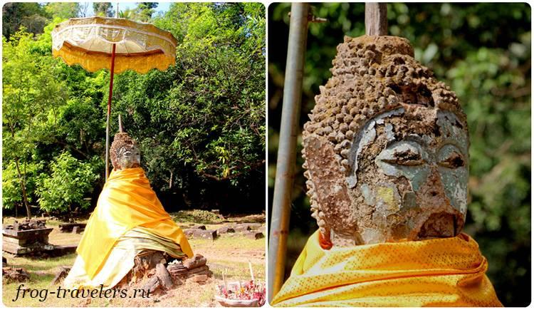 Будда Лаос