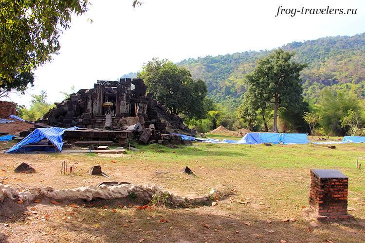 Храмы Thao Tao Temple и Nang Sida temple