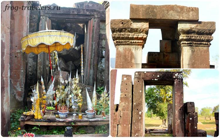 Затерянные храмы Лаоса
