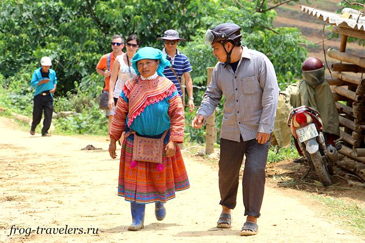 Экскурсия в Бак Ха