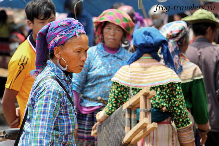 Население Лао Кай