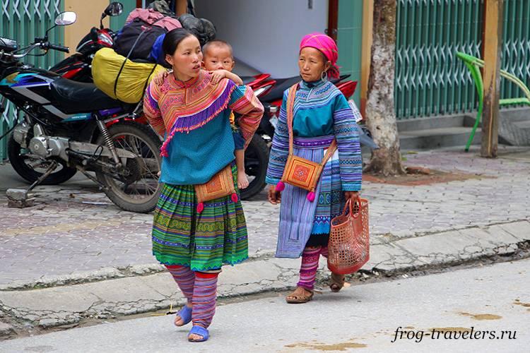 Народы Вьетнама