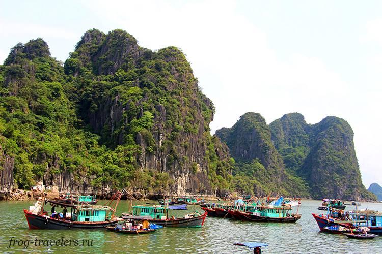 Что посмотреть Вьетнам