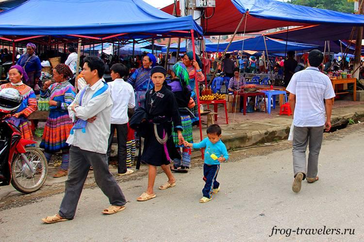 Рынки Лаокай