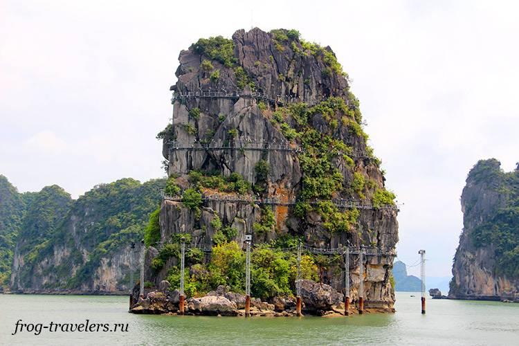 Отдых в бухте Халонг во Вьетнаме: отзывы