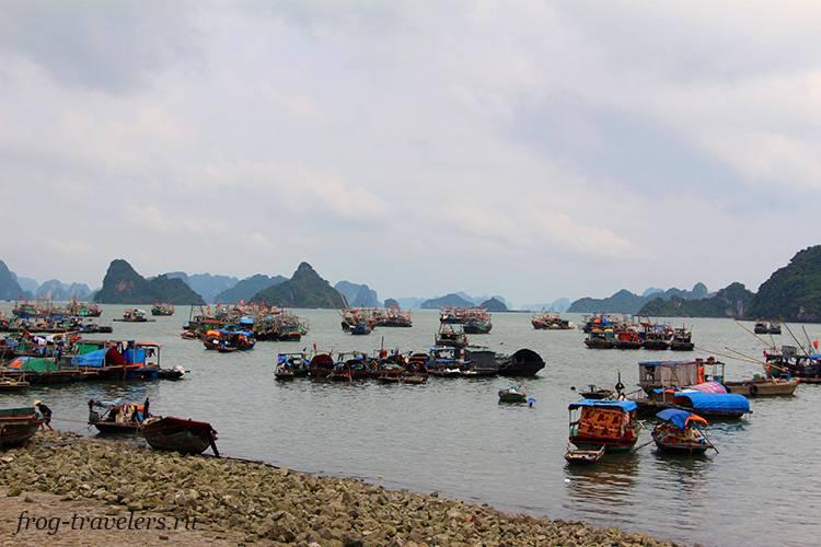 Лодки Вьетнама