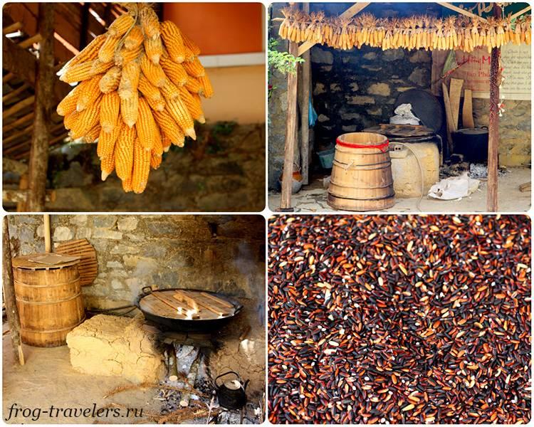 Продукты Вьетнама