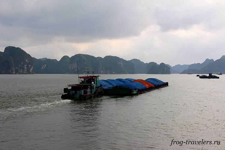 Как добраться до бухты Халонг во Вьетнаме