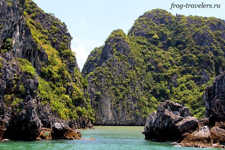 Экскурсия в бухту Халонг Вьетнам