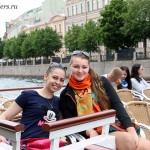 Прогулка по рекам и каналам СПб