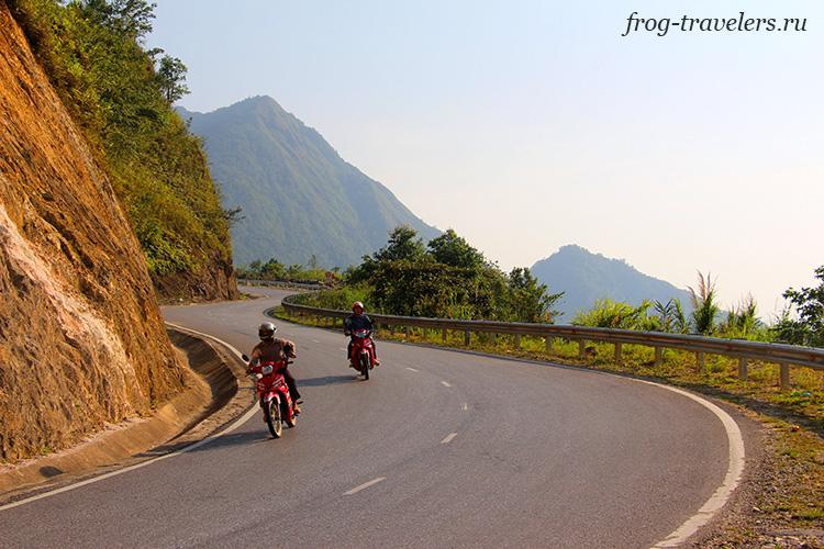 Дороги во Вьетнаме