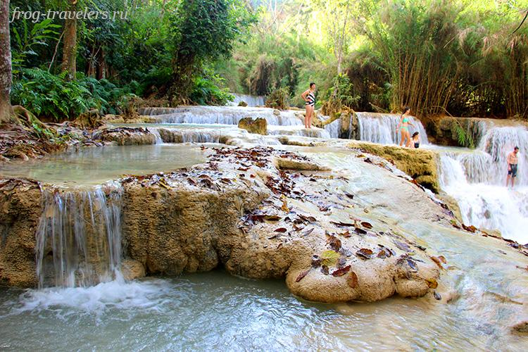 Природа Луанг Прабанг