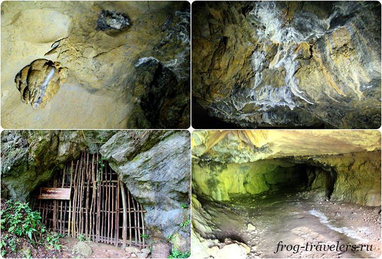Пещеры в Лаосе