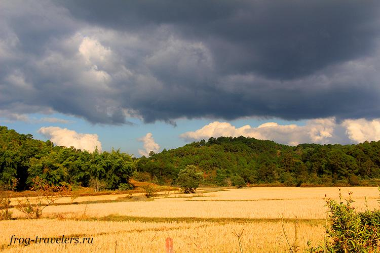 Природа Пхонсаван