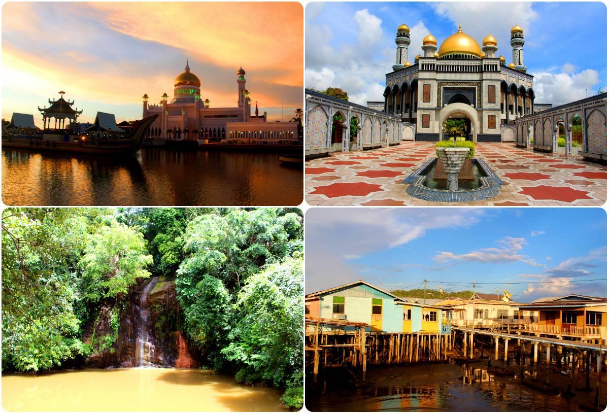 Что посмотреть в Брунее