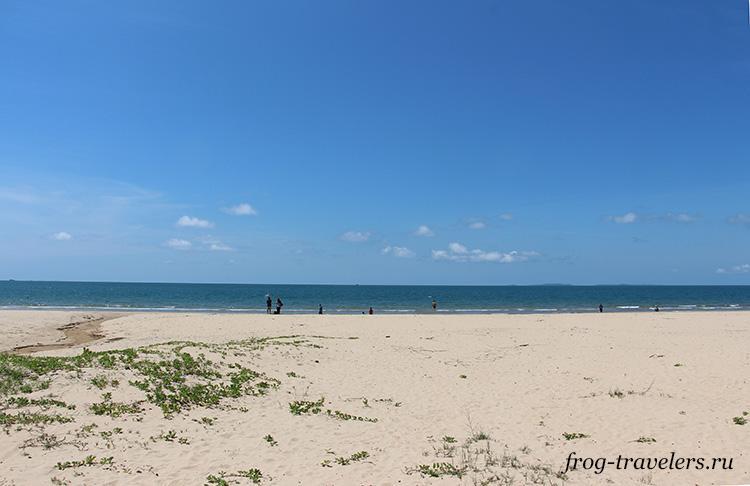 Пляжи Бандар Сери Бегаван