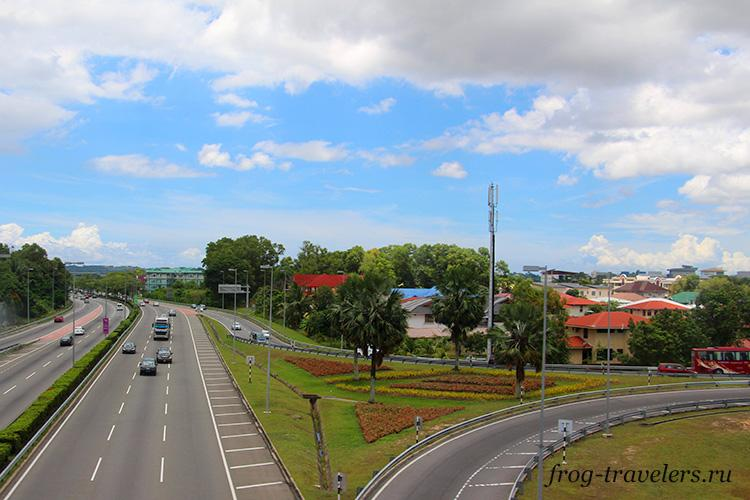 Машины в Брунее