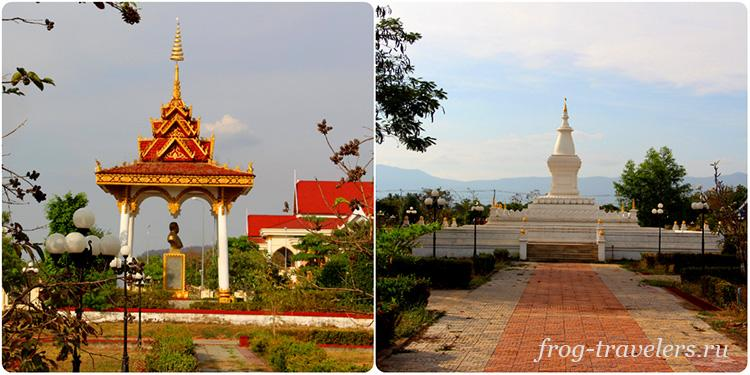 Достопримечательности Аттапы Лаос
